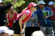2011年 全米女子オープン 2日目 ポーラ・クリーマー