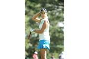 2011年 全米女子オープン 2日目 ブリタニー・ジョンストン
