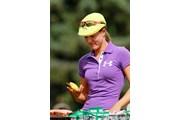 2011年 全米女子オープン 最終日 ビッキー・ハースト