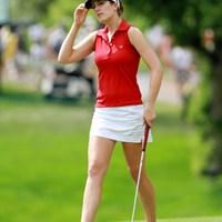 ドイツが生んだ才色兼備長身美人 2011年 全米女子オープン 最終日 サンドラ・ガル