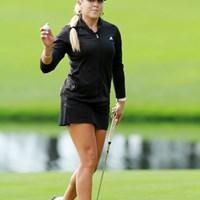 LPGAを代表する脚長美人 2011年 全米女子オープン 最終日 ナタリー・ガルビス