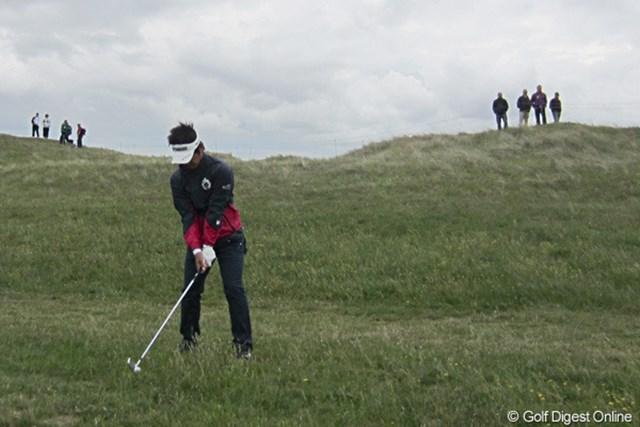 藤田寛之/2011年全英オープン いよいよ14日開幕!強い気持ちでコースに挑みます