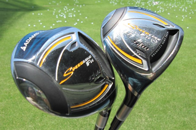 新製品レポート アダムスゴルフ スピードラインF11 フェアウェイウッド NO.1 PGAツアープロも使う「アダムスゴルフ スピードラインF11 フェアウェイウッド」を試打レポート
