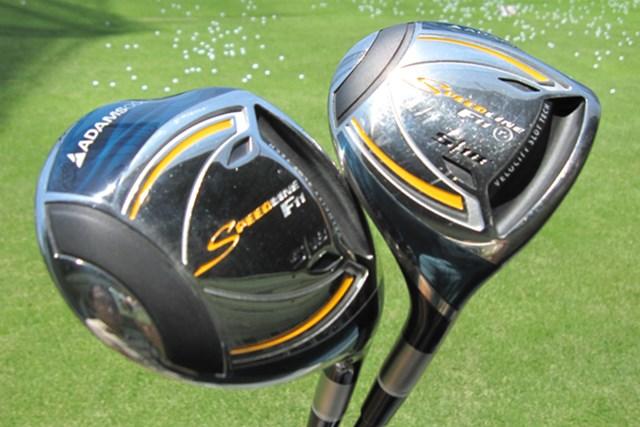PGAツアープロも使う「アダムスゴルフ スピードラインF11 フェアウェイウッド」を試打レポート