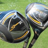 PGAツアープロも使う「アダムスゴルフ スピードラインF11 フェアウェイウッド」を試打レポート 新製品レポート アダムスゴルフ スピードラインF11 フェアウェイウッド NO.1