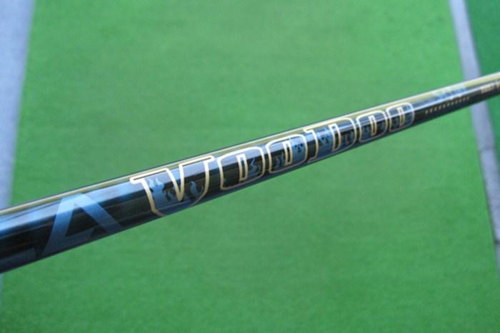 アルディラ ブードゥーは、しっかりした粘り系シャフト 新製品レポート アダムスゴルフ スピードラインF11 フェアウェイウッド NO.3