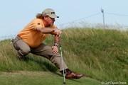 2011年 全英オープン 2日目 ミゲル・アンヘル・ヒメネス