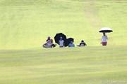 2011年 スタンレーレディスゴルフトーナメント 2日目 藤本麻子、若林舞衣子、酒井美紀
