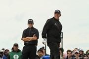 2011年 全英オープン 3日目 トム・ルイス
