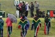 2011年 全英オープン 3日目 南アフリカ