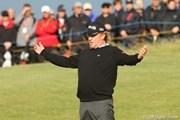 2011年 全英オープン 3日目 ミゲル・アンヘル・ヒメネス