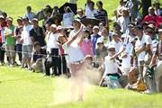 2011年 スタンレーレディスゴルフトーナメント 最終日 森田理香子