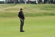 2011年 全英オープン 最終日 フィル・ミケルソン