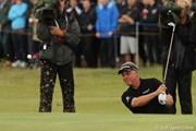 2011年 全英オープン 最終日 ダレン・クラーク