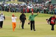 2011年 全英オープン 最終日 ビヨーン&ファウラー
