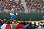2011年 全英オープン 最終日 ロリー・マキロイ