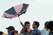 2011年 全英オープン 最終日 風