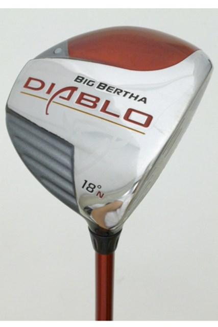 中古ギア ギアで振り返る「2011年全英オープン」 NO.2 初心者でも打ちやすいキャロウェイ ビッグバーサ ディアブロ フェアウェイウッド