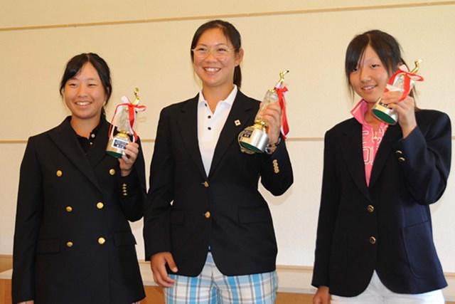 写真左から 武尾さん、岩周さん、岸部さん