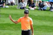 2011年 長嶋茂雄 INVITATIONAL セガサミーカップゴルフトーナメント 3日目 キム・キョンテ