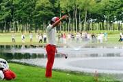 2011年 長嶋茂雄 INVITATIONAL セガサミーカップゴルフトーナメント 最終日 石川遼