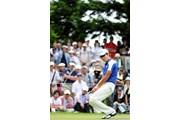 2011年 長嶋茂雄 INVITATIONAL セガサミーカップゴルフトーナメント 最終日 キム・キョンテ