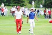 2011年 長嶋茂雄 INVITATIONAL セガサミーカップゴルフトーナメント 最終日 石川遼&キム・キョンテ