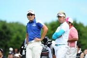 2011年 長嶋茂雄 INVITATIONAL セガサミーカップゴルフトーナメント 最終日 キム・キョンテ&ドンファン