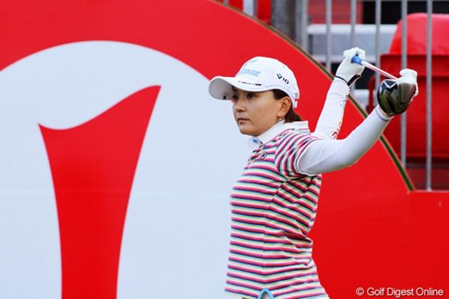 2011年 全英リコー女子オープン 2日目 茂木宏美 茂木宏美