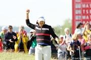 2011年 全英リコー女子オープン 3日目 ヤニ・ツェン