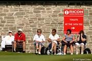 2011年 全英リコー女子オープン 3日目 ギャラリー