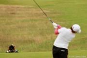 2011年 全英リコー女子オープン 3日目 ゴルフカメラマン
