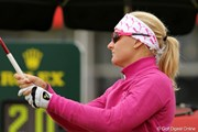 2011年 全英リコー女子オープン 3日目 アンナ・ノルドクビスト