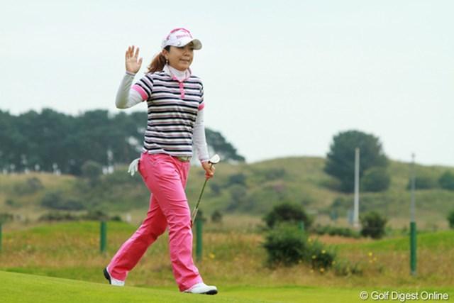 上位争いはもはや当然?宮里美香は14位タイで今季メジャー最終戦を終えた
