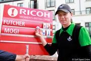 2011年 全英リコー女子オープン 最終日 ケイティ・フッチャー
