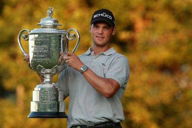 2011年 全米プロゴルフ選手権 事前 マーティン・カイマー 昨年、メジャー初制覇と共に世界のトッププレーヤーとなったマーティン・カイマー(Andrew Redington /Getty Images)