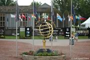 2011年 WGCブリヂストンインビテーショナル 初日 オブジェ
