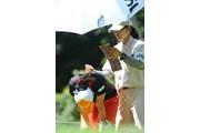 2011年 meijiカップ 最終日 古閑美保