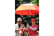 2011年 meijiカップ 最終日 国旗の傘