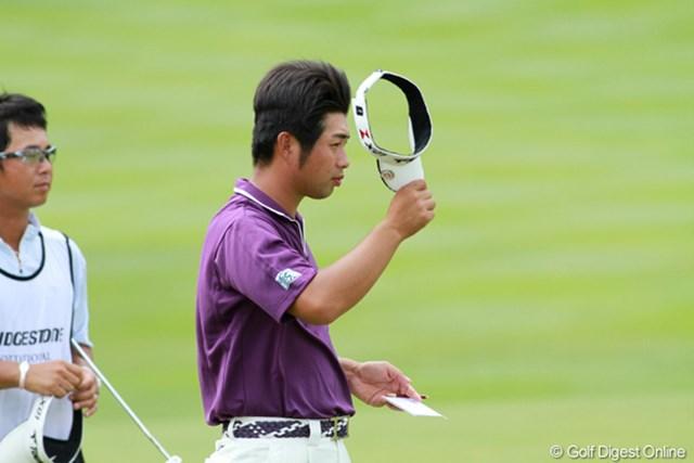 2011年 WGCブリヂストンインビテーショナル 最終日 池田勇太 4日間パッティングに苦しんだ池田勇太