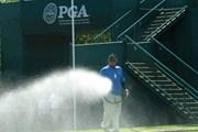 2011年 全米プロゴルフ選手権 事前情報 散水
