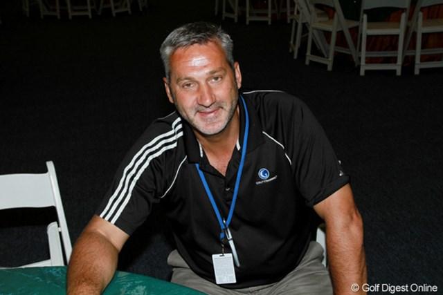 フランク・ノビロ/ニュージーランド出身のプロゴルファー。現在はゴルフチャンネルで解説者を務めている。