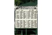 2011年 全米プロゴルフ選手権 初日 全出場者リスト