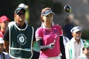 2011年 NEC軽井沢72ゴルフトーナメント 初日 辻村明須香