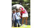 2011年 NEC軽井沢72ゴルフトーナメント 初日 藤本麻子
