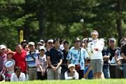 2011年 NEC軽井沢72ゴルフトーナメント 初日 有村智恵