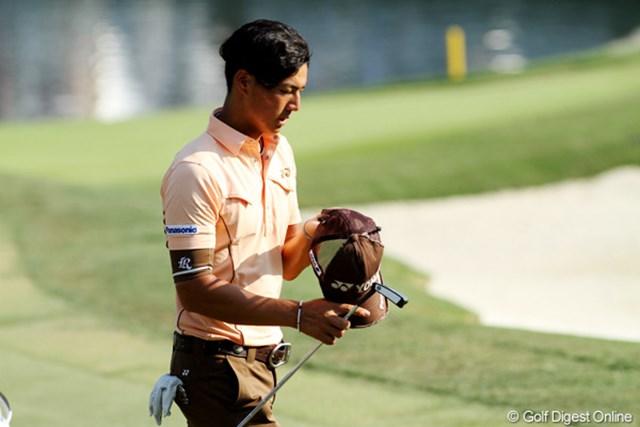 初日の大幅な出遅れを取り戻せず、石川遼は悔しい今季最後のメジャーとなった