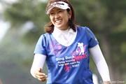 2011年 NEC軽井沢72ゴルフトーナメント 2日目 福嶋晃子