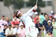 2011年 NEC軽井沢72ゴルフトーナメント 2日目 有村智恵