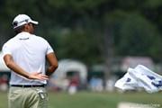 2011年 全米プロゴルフ選手権 3日目 バックパス